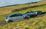 Honda Civic Type R vs Abarth 124 Spider