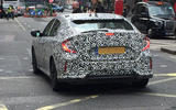 Honda Civic spotted by Autocar reader