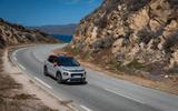 Citroën C3 Aircross cornering