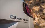 Citroën C3 Aircross badging