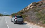 Citroën C3 Aircross rear