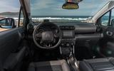 Citroën C3 Aircross dashboard