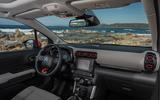Citroën C3 Aircross interior