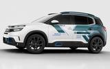Citroën C5 Aircross Hybrid Concept set for Paris debut