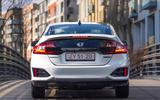Honda Clarity Fuel Cell rear end