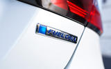 Honda Clarity Fuel Cell badging