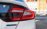 Honda Clarity Fuel Cell rear lights