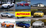 Future classics: ten affordable used convertibles set to rise in value Honda S2000