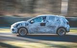 2019 Renault Clio prototype