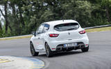 Renault Clio RS 220 Trophy rear