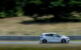 Renault Clio RS 220 Trophy side profile
