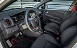 Renault Clio RS 220 Trophy dashboard
