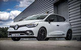 4 star Renault Clio RS 220 Trophy