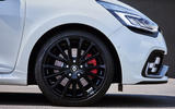 Renault Clio RS 220 Trophy black alloys