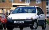 1997 Mk1 Renault Clio