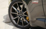 Sutton Mustang CS800 alloy wheels