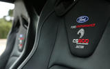 Sutton Mustang CS800 bucket seats