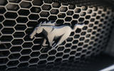 Sutton Mustang CS800 badge