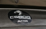 Sutton Mustang CS800 badging