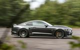 Sutton Mustang CS800 side profile