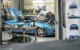 Italian Coachbuilders Touring Superleggera Disco Volante