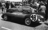 Lotus at Le Mans 1955