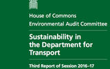 Cover of an EAC House of Commons report