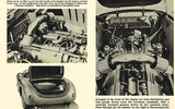 Ferrari Type 212 Export engine photographs and boot illustration