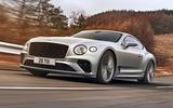 Continental GT Speed   1