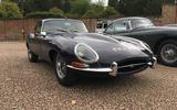 1966 Jaguar E-Type 'Coombs'