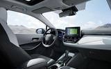 Toyota Corolla Touring Sports interior