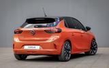 2019 Vauxhall Corsa press pictures