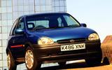 1997 Mk1 Vauxhall Corsa