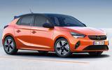 Vauxhall eCorsa side leaked photo