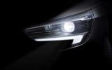 2020 Vauxhall Corsa teaser image