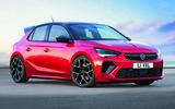 Vauxhall Corsa VXR 2019 render