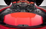 Corvette C8 bootroof