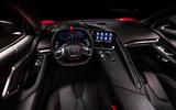 Corvette Stingray C8 official reveal - interior