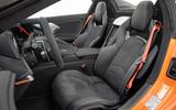 Corvette C8 seat