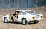 1974 Matra-Simca Bagheera Courrèges