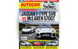 Autocar magazine 24 August - out now