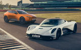 Aston Martin Valhalla and electric DBX