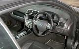 Jaguar XK interior