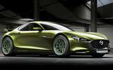 Mazda RX-9 render