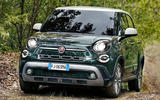 Fiat 500L Cross facelift
