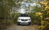 Vauxhall Crossland X off-road