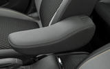 Vauxhall Crossland X arm rests