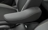 Vauxhall Crossland X arm rests