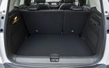 Vauxhall Crossland X boot space