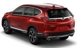 2017 Honda CR-V revealed in America